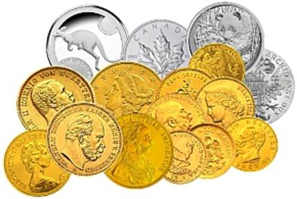 Gold und Silber immer noch billig ! « krisenfrei